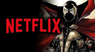 Spawn na Netflix