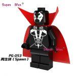 Spawn Lego